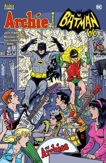 Archie Meets Batman \