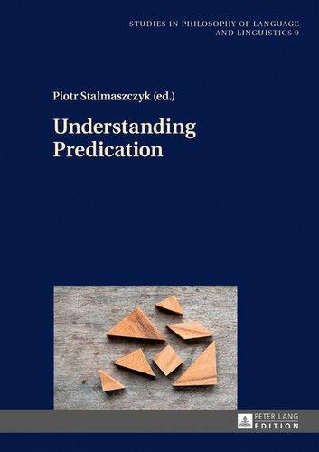 Understanding Predication