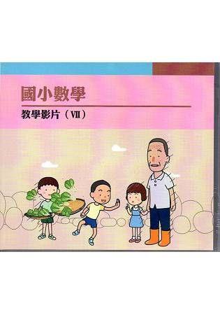 國小數學教學影片 Ⅶ (DVD)