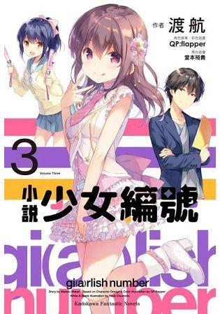 小說 少女編號(3)