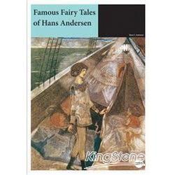 Famous Fairy Tales of Hans Andersen (25K原著刪節彩圖英文版+1MP3)