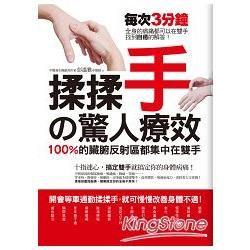 揉揉手?驚人療效:每次3分鐘全身的病痛都可以在雙手找到自瘉的解答!