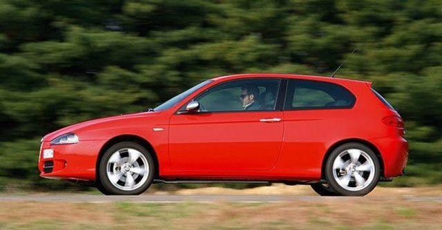 2008 Alfa Romeo 147 1.9 JTDM  第4張相片