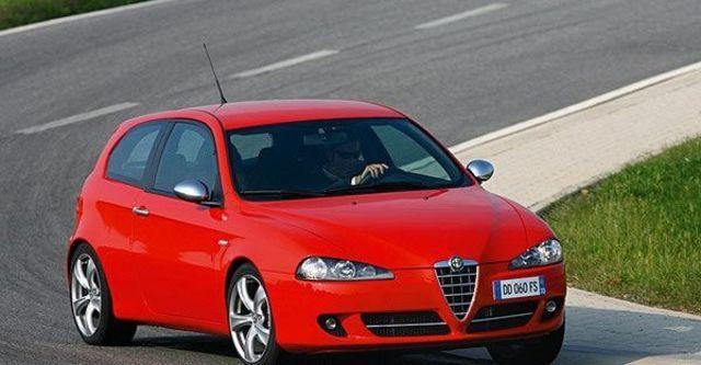 2008 Alfa Romeo 147 1.9 JTDM  第7張相片