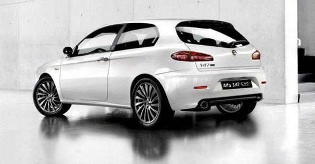 2008 Alfa Romeo 147 2.0 T Spark  第4張相片