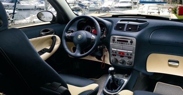2008 Alfa Romeo 147 2.0 T Spark  第10張相片