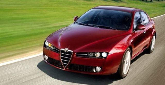 2008 Alfa Romeo 159 1.9 JTDM  第1張相片