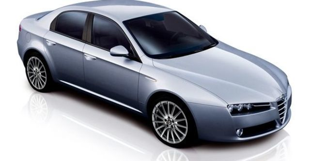 2008 Alfa Romeo 159 1.9 JTDM  第3張相片