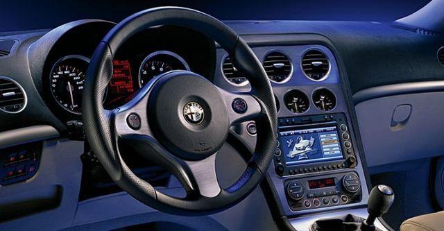 2008 Alfa Romeo 159 1.9 JTDM  第4張相片