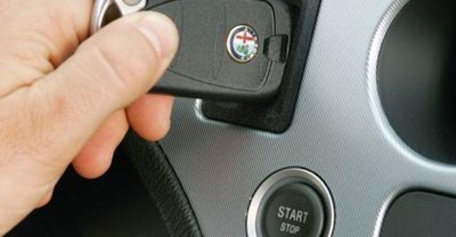 2008 Alfa Romeo 159 1.9 JTDM  第7張相片