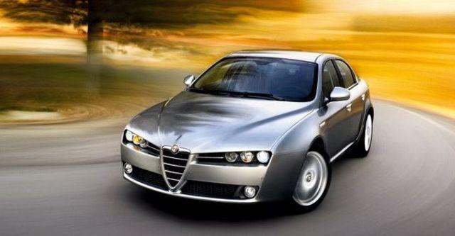 2008 Alfa Romeo 159 2.4 JTDM  第2張相片