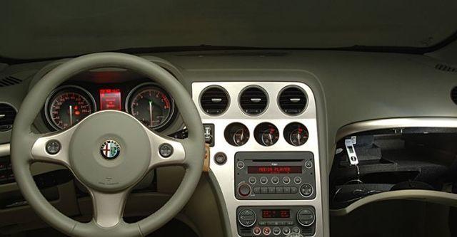 2008 Alfa Romeo 159 2.4 JTDM  第5張相片