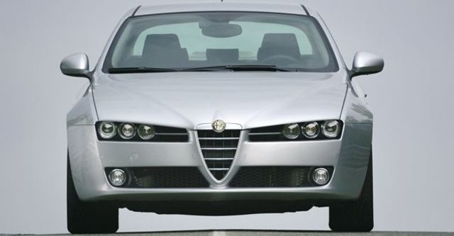 2008 Alfa Romeo 159 2.4 JTDM  第8張相片