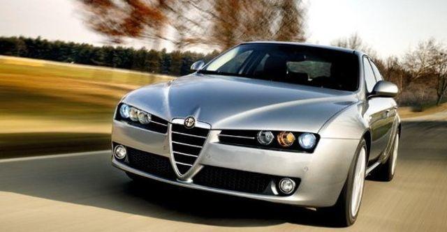 2008 Alfa Romeo 159 3.2 JTS Q4