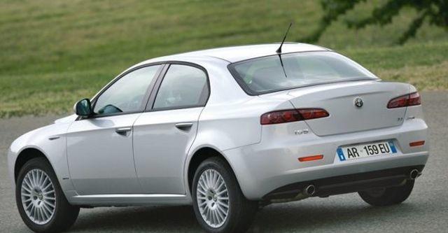 2008 Alfa Romeo 159 3.2 JTS Q4  第7張相片