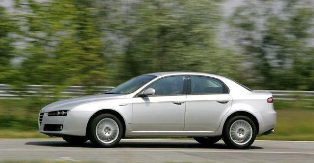 2008 Alfa Romeo 159 3.2 JTS Q4  第9張相片