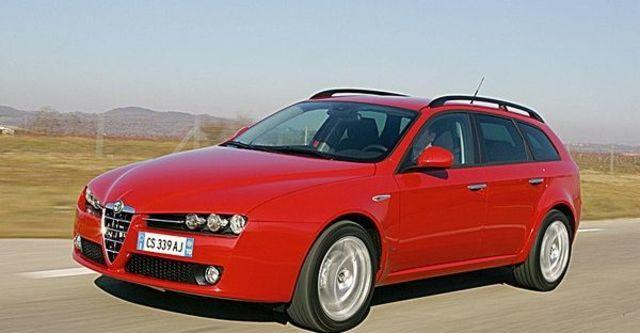 2008 Alfa Romeo 159 Sportwagon 2.4 JTDM  第1張相片