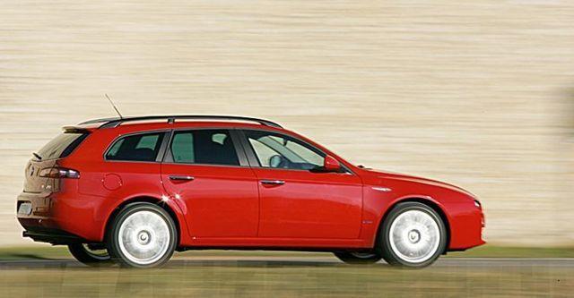 2008 Alfa Romeo 159 Sportwagon 2.4 JTDM  第8張相片