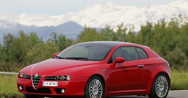 2008 Alfa Romeo Brera 3.2 JTS Q4