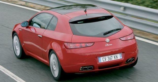 2008 Alfa Romeo Brera 3.2 JTS Q4  第7張相片