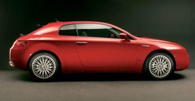 2008 Alfa Romeo Brera 3.2 JTS Q4  第8張相片