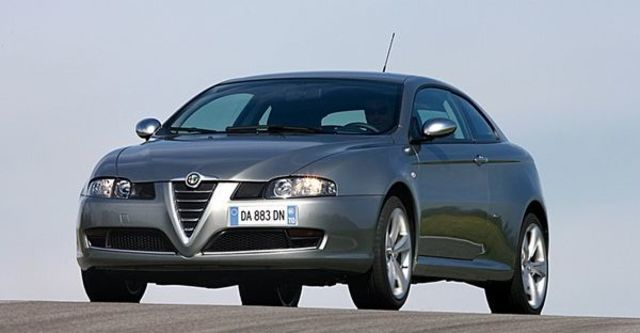 2008 Alfa Romeo GT 2.0 JTS  第1張相片