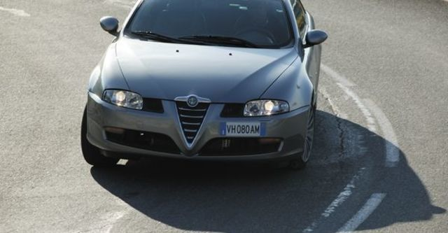 2008 Alfa Romeo GT 2.0 JTS  第8張相片