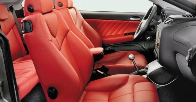 2008 Alfa Romeo GT 2.0 JTS  第9張相片