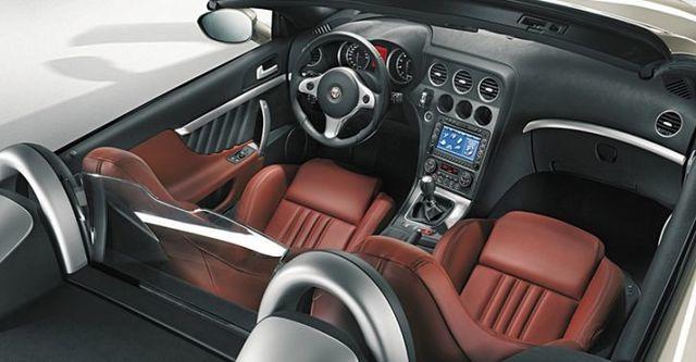 2008 Alfa Romeo Spyder 3.2 JTS Q4  第3張相片