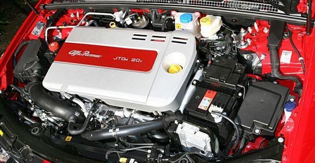 2008 Alfa Romeo Spyder 3.2 JTS Q4  第7張相片