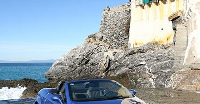 2008 Alfa Romeo Spyder 3.2 JTS Q4  第8張相片