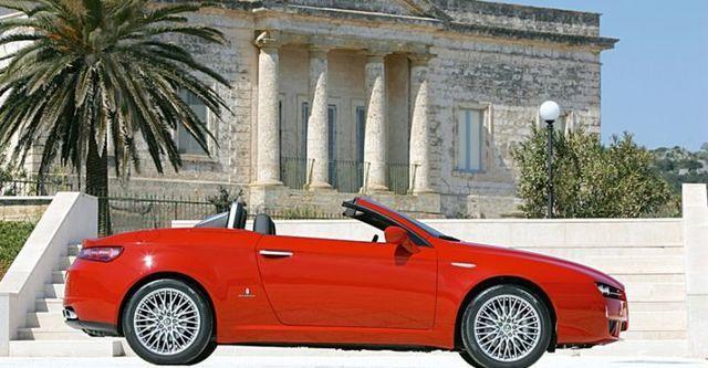 2008 Alfa Romeo Spyder 3.2 JTS Q4  第9張相片