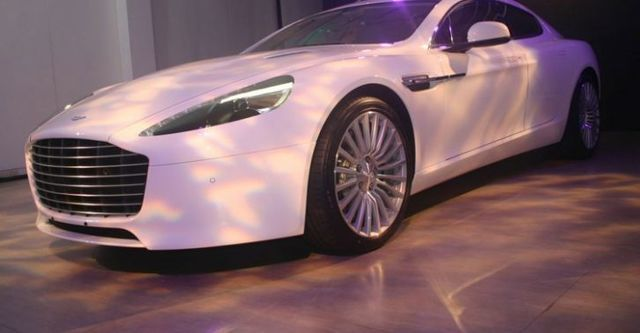 2015 Aston Martin Rapide S 6.0 V12  第3張相片