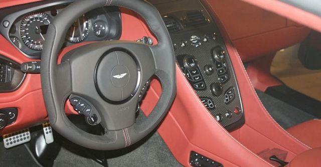 2015 Aston Martin Vanquish 6.0 V12  第8張相片
