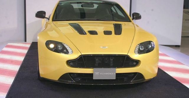 2015 Aston Martin Vantage V12 S  第2張相片