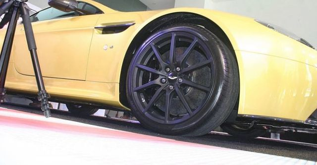 2015 Aston Martin Vantage V12 S  第5張相片
