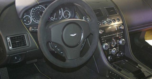 2015 Aston Martin Vantage V12 S  第8張相片