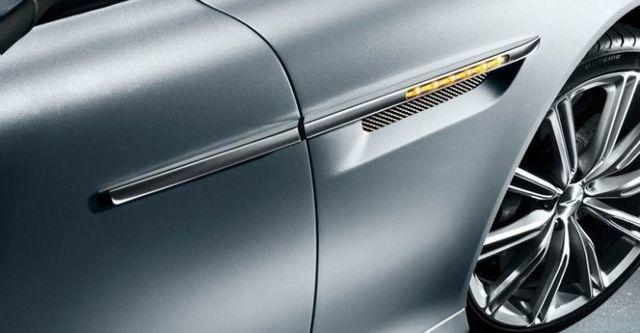 2014 Aston Martin DB9 6.0 V12  第5張相片
