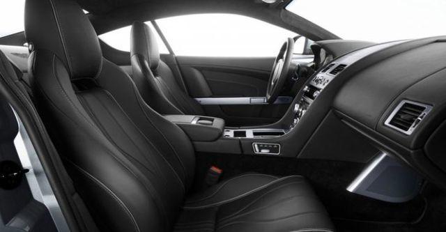 2014 Aston Martin DB9 6.0 V12  第9張相片