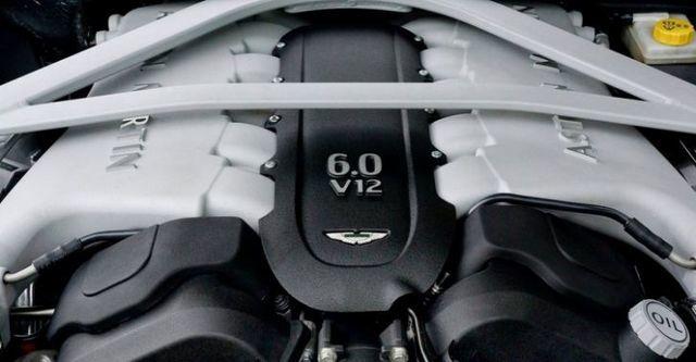 2014 Aston Martin DB9 6.0 V12  第10張相片