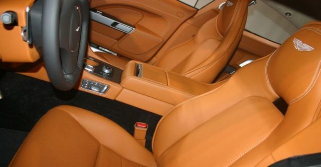 2014 Aston Martin Rapide S 6.0 V12  第5張相片