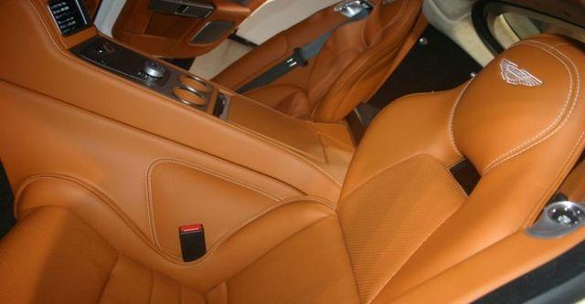 2014 Aston Martin Rapide S 6.0 V12  第7張相片