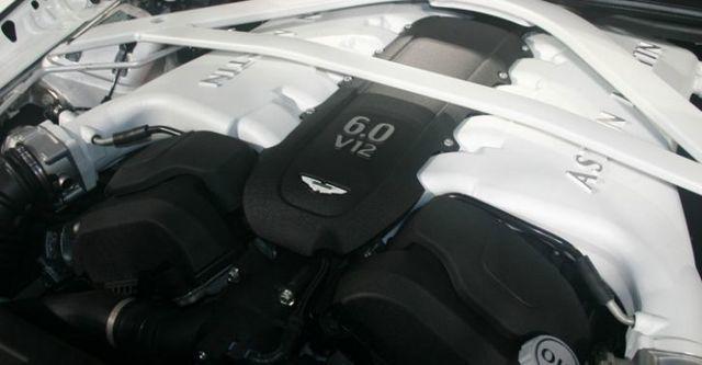 2014 Aston Martin Rapide S 6.0 V12  第8張相片