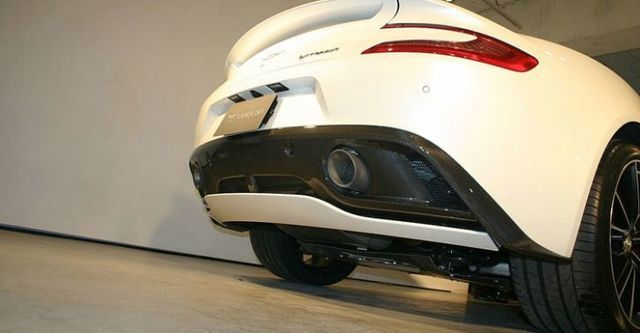2014 Aston Martin Vanquish 6.0 V12  第3張相片