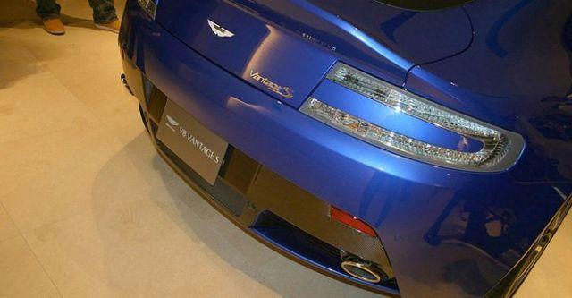 2014 Aston Martin Vantage V8 S  第4張相片