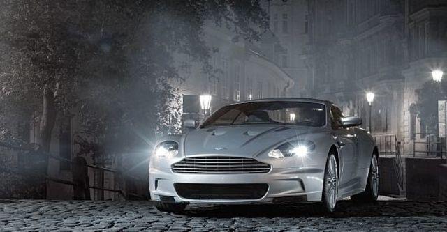 2013 Aston Martin DBS 6.0 V12 Coupe  第4張相片