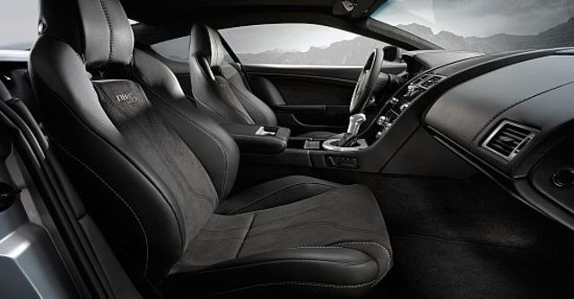 2013 Aston Martin DBS 6.0 V12 Coupe  第7張相片