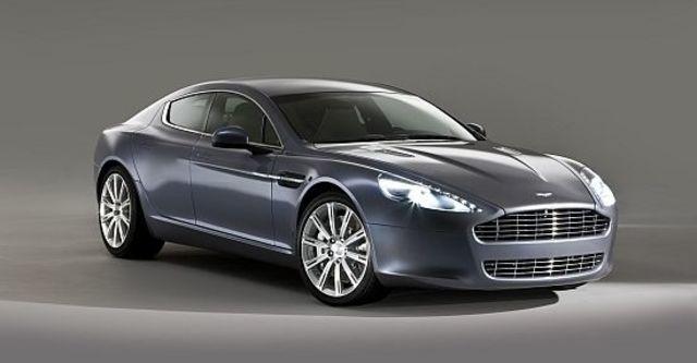 2013 Aston Martin Rapide 6.0 V12  第7張相片