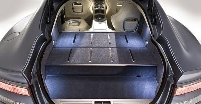 2013 Aston Martin Rapide 6.0 V12  第10張相片
