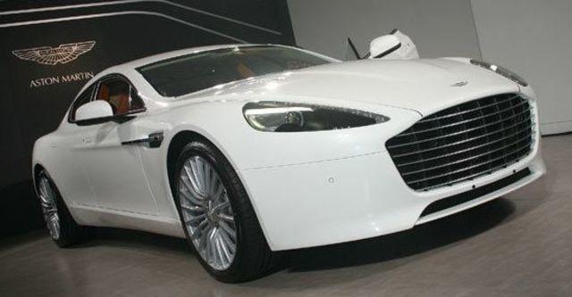 2013 Aston Martin Rapide S 6.0 V12  第1張相片